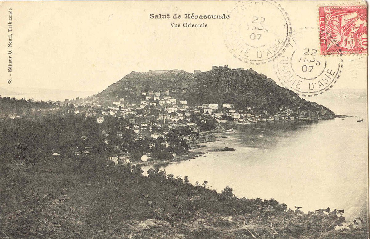 Kerasounta in the Early 1900s