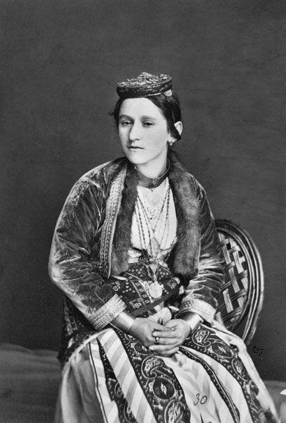 Pontic Girl c 1880